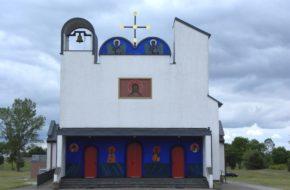 Biały Bór Czy widział kto nowoczesną cerkiew?
