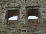 Drzewica. Ruiny zamku nad Drzewiczką