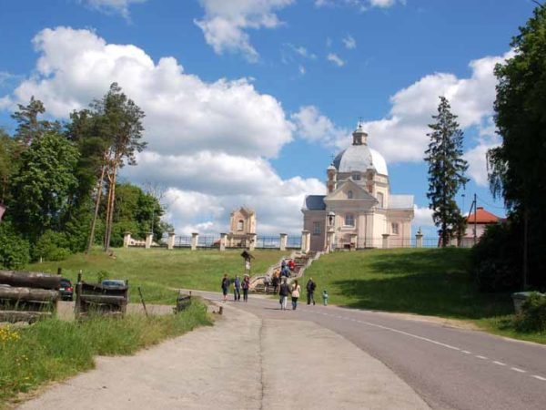 Liszkawa. Klasztor nad Niemnem