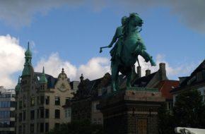 Kopenhaga Szlakiem konnych pomników