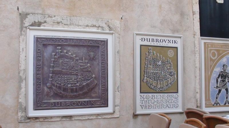 Dubrownik. Stare miasto: wokół placu Luža