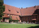 Malbork. Turyści szturmują krzyżacki zamek