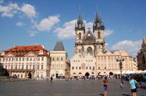 Praga Na najpiękniejszej starówce