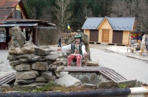 Jaremcze Uzdrowisko we wschodnich Karpatach