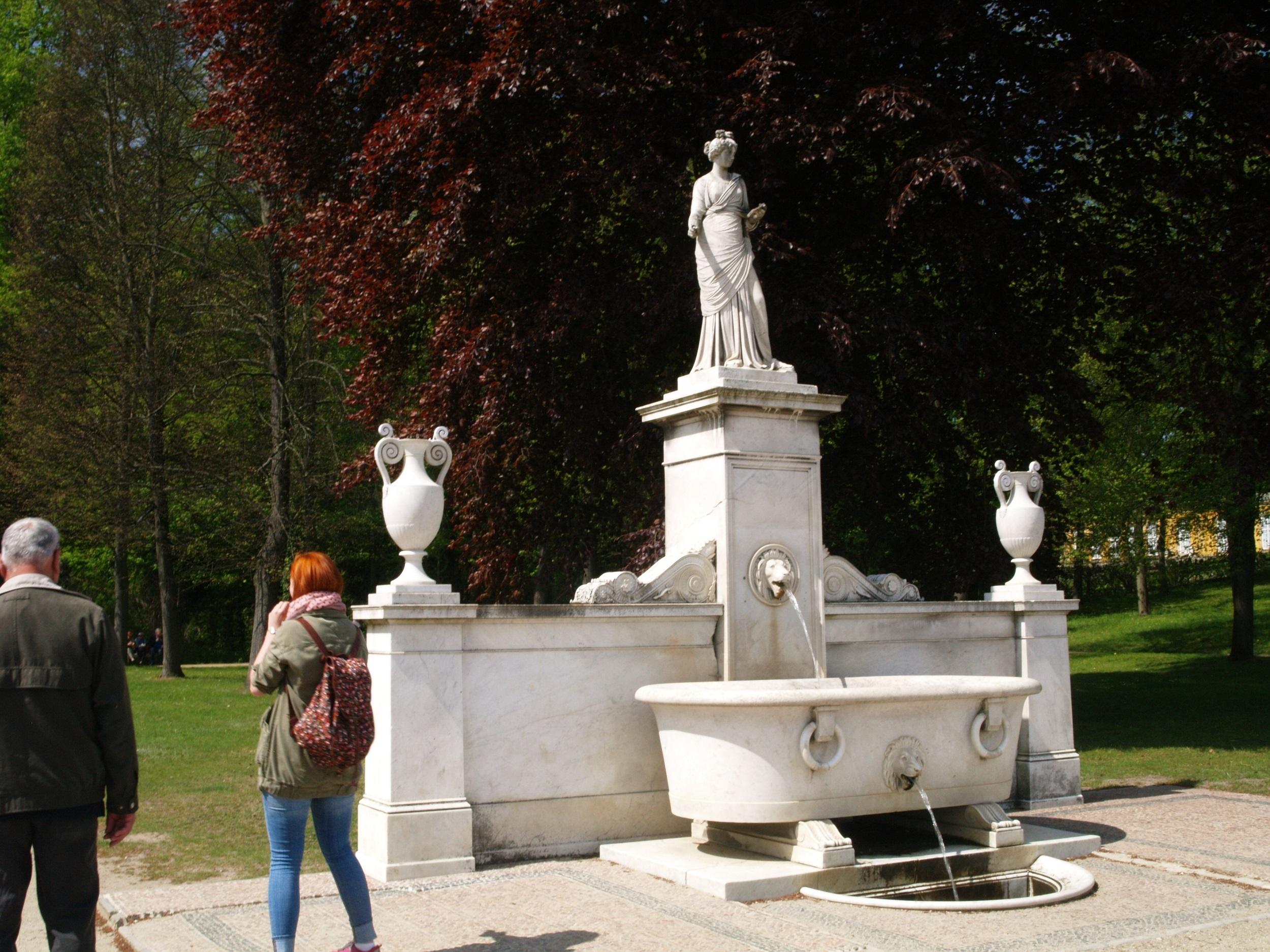 Poczdam. Park Sanssouci, ogrody pruskich królów