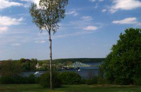 Poczdam Glienicke: Most Jedności – Most Szpiegów
