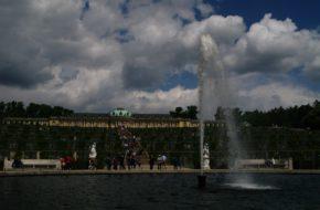 Poczdam Park Sanssouci, ogrody pruskich królów