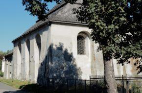 Łęczna Porzucona przez muzeum synagoga