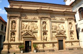 Praga Skarby w muzeum Lorety