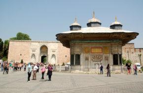 Stambuł Topkapi saray ? pałac sułtanów