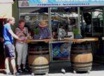 Monachium. Viktualienmarkt, czyli targ spożywczy