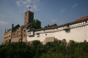 Wartburg Tu Marcin Luter tłumaczył Biblię