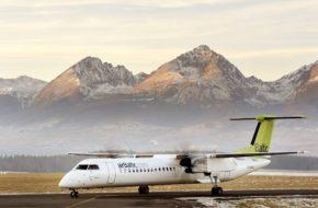 Poprad - Tatry Samolotem na słowackie stoki 2015