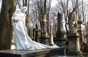 Warszawa Stare Powązki, cmentarz najpiękniejszy