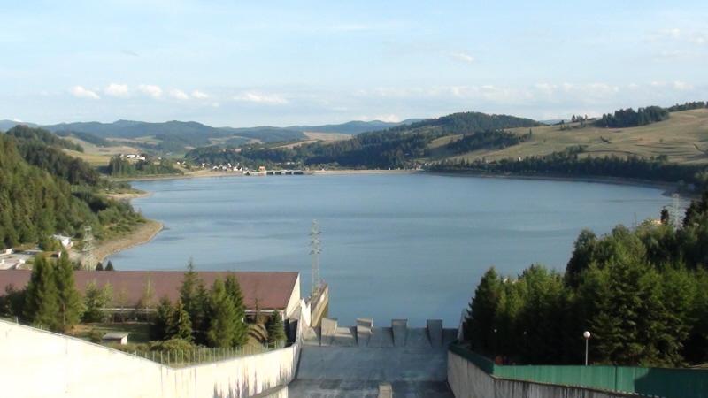 Czorsztyn. Stateczkiem przez Jezioro Czorsztyńskie