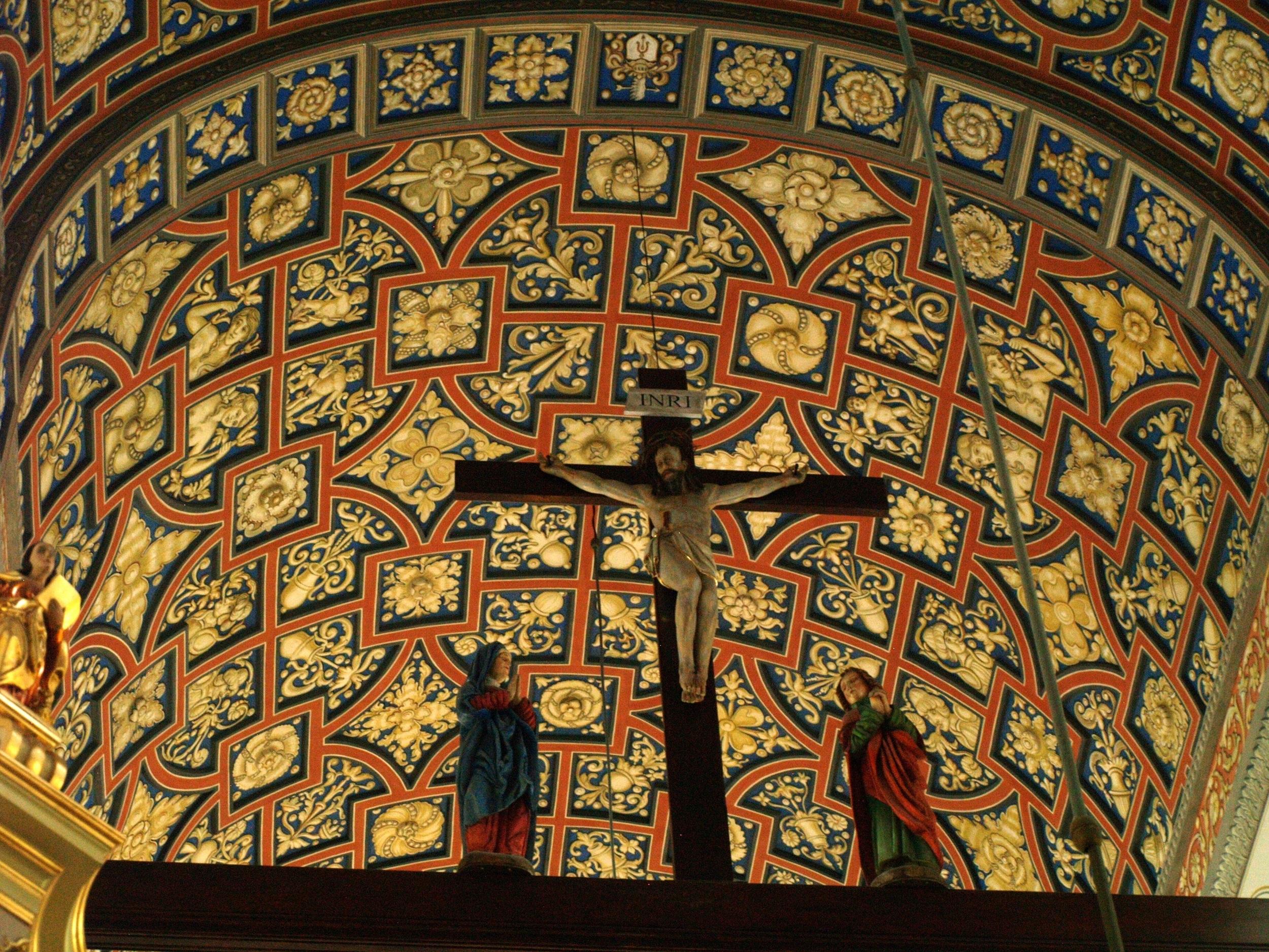Brochów. Kościół parafialny Chopinów
