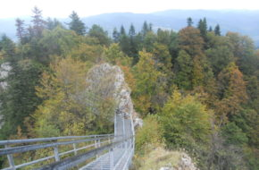 Pieniny Na Trzy Korony z przełęczy Osice