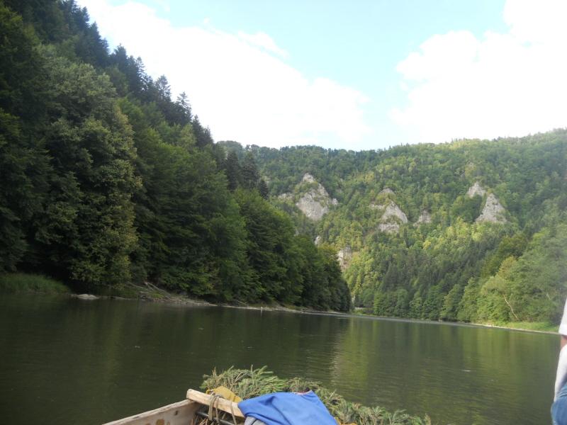 Pieniny. Spływ Dunajcem: jakiś taki smutniejszy