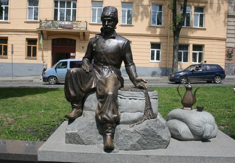 Lwów. Polak nauczył Europę, jak kawę pić
