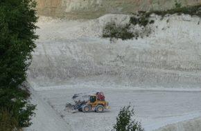 Mielnik Biała dziura w ziemi, czyli kopalnia kredy