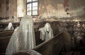 Luková Kościół pełen duchów