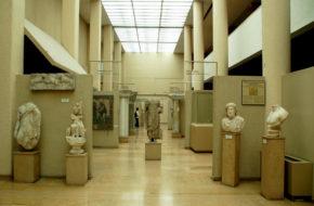 Stambuł Milion eksponatów archeologicznych
