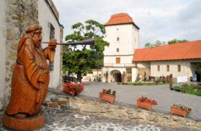 Ostrawa Dawniej i dziś Śląskoostrawskiego zamku