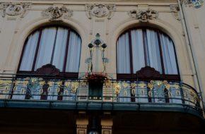 Praga Dom Reprezentacyjny, perła secesji
