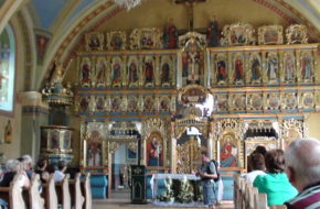 Jaworki Kościół św. Jana Chrzciciela