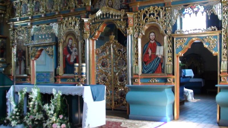 Jaworki. Kościół św. Jana Chrzciciela