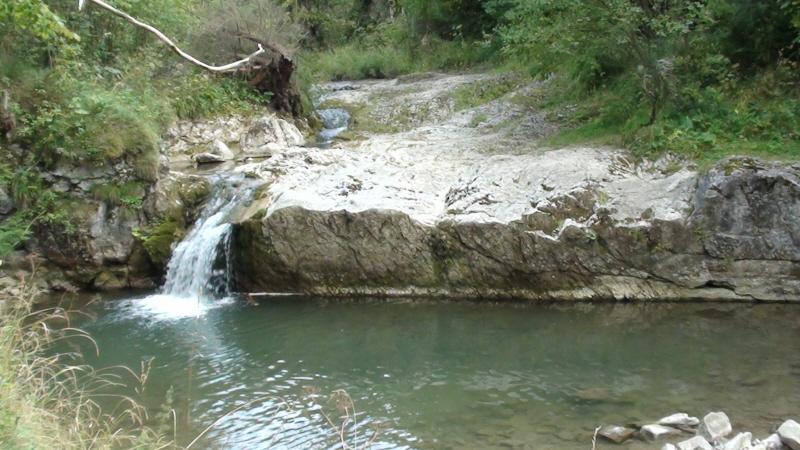 Jaworki. Do rezerwatu Biała Woda