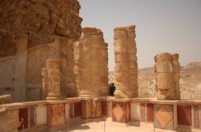 Masada Twierdza, która padła jeden raz