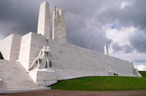 Vimy Narodowy pomnik pamięci Kanady