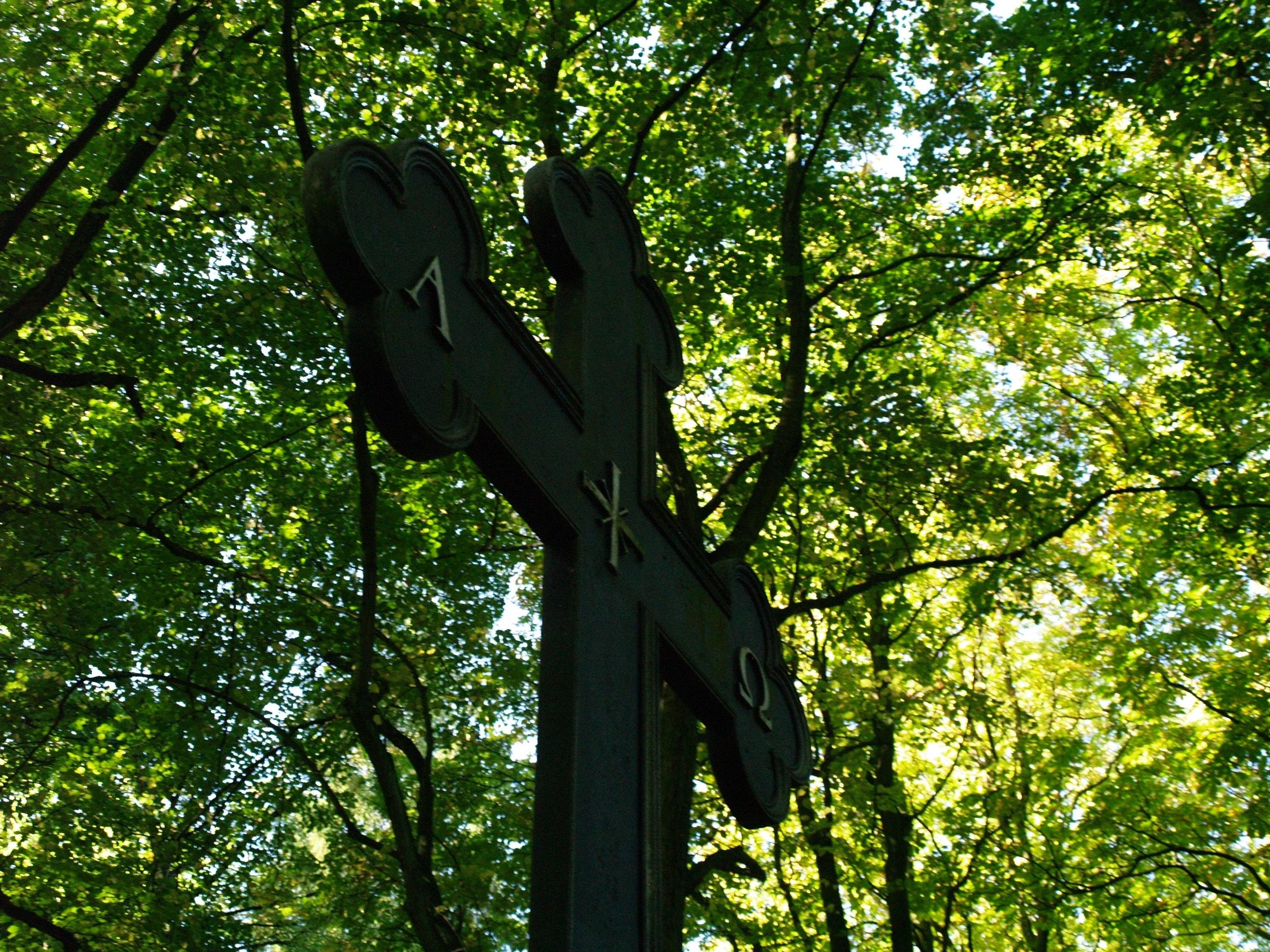 Szczecin. Dzieje krzyża na Cmentarzu Centralnym