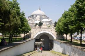 Stambuł Sűleymaniye, czyli Sulejman i Roksolana