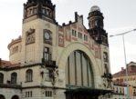 Praga. Dworzec główny, dawniej Wilsona