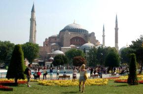 Stambuł Hagia Sophia ? budowla tysiąclecia