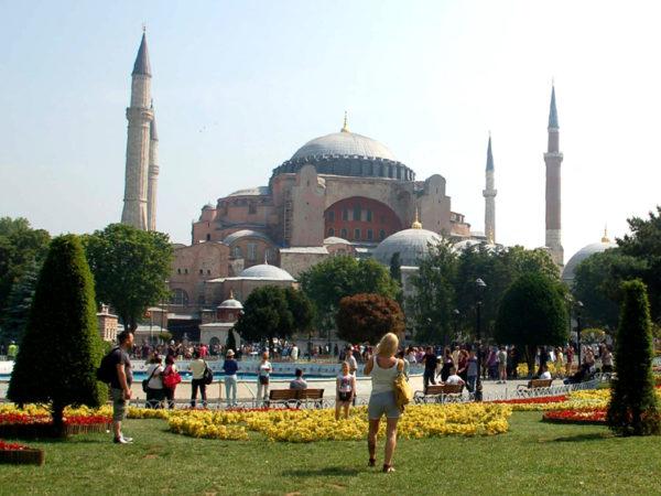 Stambuł. Hagia Sophia – budowla tysiąclecia