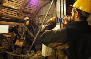 Ostrawa Landek: kopalnia i górniczy ratownicy