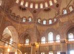 Stambuł. Sultanahmet Camii, czyli Błękitny Meczet