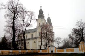 Sterdyń Barokowy kościół w podlaskiej wsi