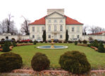Sterdyń. Pałac Ossolińskich w nowej roli