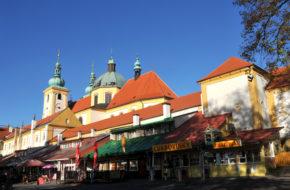 Svatý Kopeček Sanktuarium na Świętej Górce