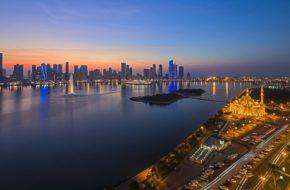 Szardża Największy ze zjednoczonych emiratów