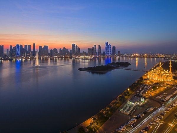 Szardża. Największy ze zjednoczonych emiratów