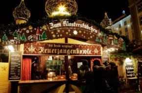 Drezno Striezelmarkt, najstarszy targ adwentowy