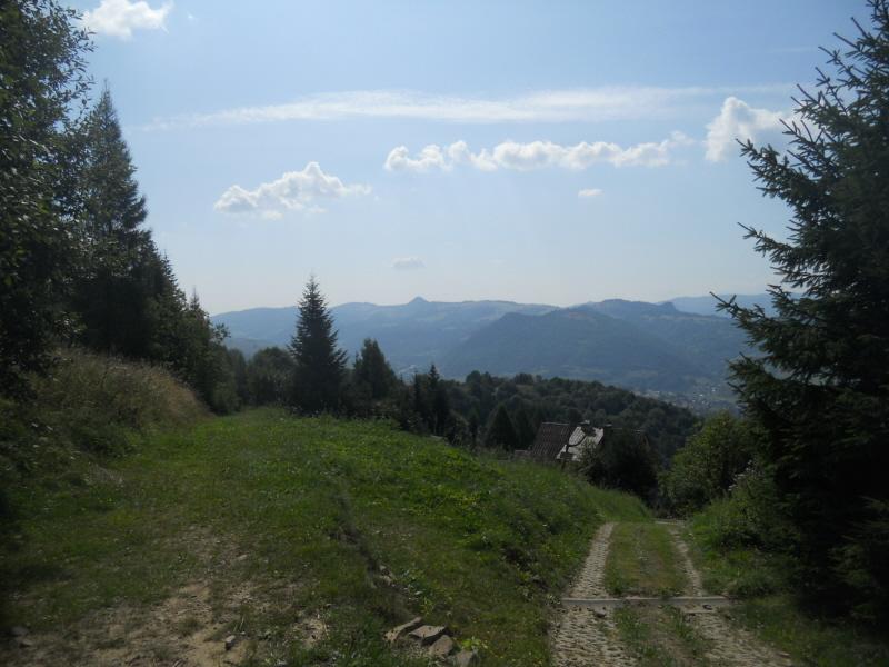 Szczawnica. Przez Bereśnik do krzyża na górze Bryjarka