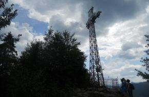 Szczawnica Przez Bereśnik do krzyża na górze Bryjarka