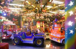Frankfurt Jarmark bożonarodzeniowy nad Menem