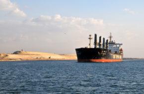 Kanał Sueski Stara i nowa przeprawa między morzami